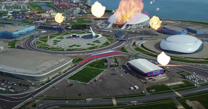 ISIS amenaza con bombardear estadios durante el mundial de Rusia