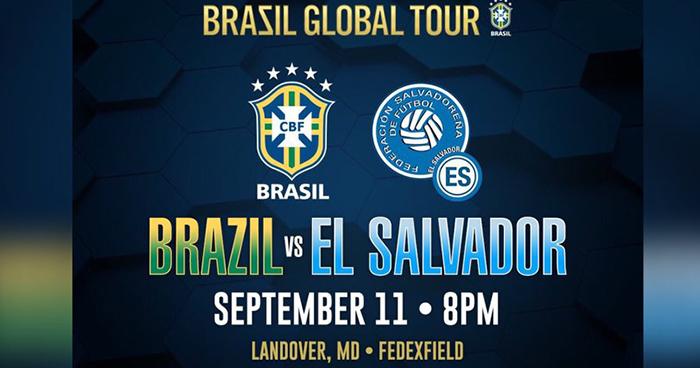La Selecta jugará un amistoso contra la selección de Brasil en septiembre