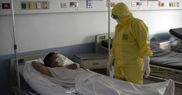 Tres personas perdieron la vida este Domingo por COVID-19 en El Salvador