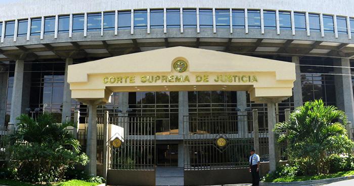 Revelan listado de candidatos a magistrados de la Corte Suprema de Justicia