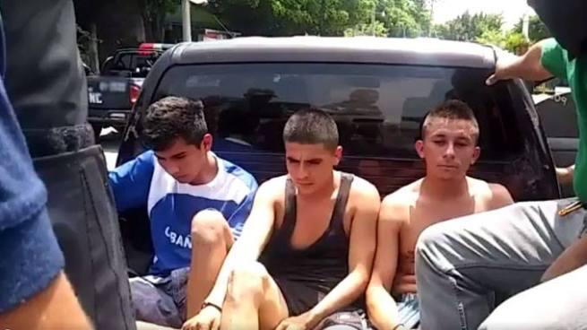 Siete sujetos detenidos en vías de investigación por el asesinato del agente policial en Cabañas