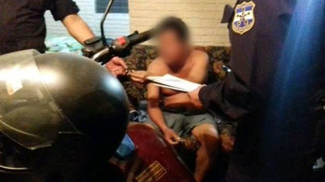 Capturan a Sargento de la PNC por el delito de crimen organizado