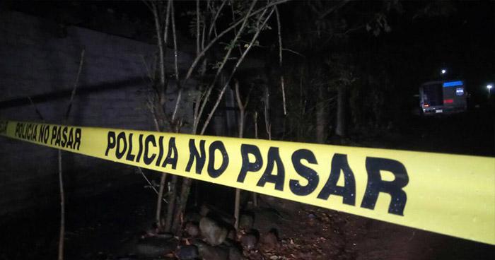 Ubican el cadáver desmembrado de una persona en Aguilares, San Salvador