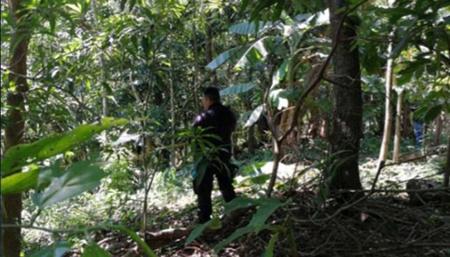 Localizan el cadáver semienterrado de un hombre en Nahuizalco, Sonsonate