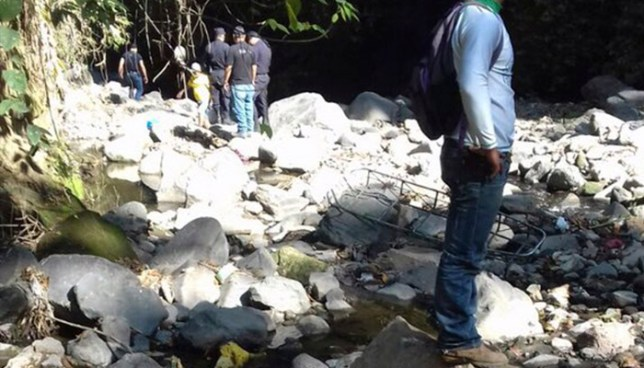 Recuperan cadáver de hombre que fue asesinado frente a turicentro Los Chorros