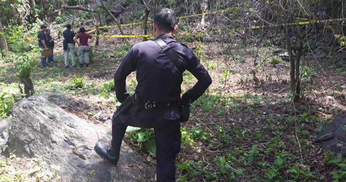 Localizan el cadáver semienterrado de una persona en una colonia de Atiquizaya
