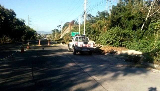 Encuentran el cuerpo sin vida de un hombre sobre la carretera a Zacatecoluca