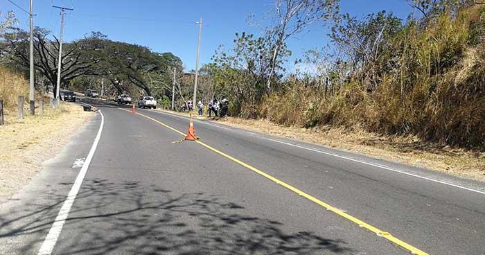 Hallan el cadáver de un vigilante en las cercanías del penal de máxima seguridad de Zacatecoluca