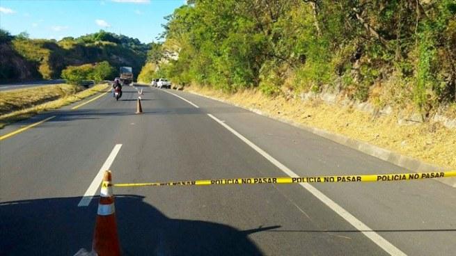 Hallan el cadáver de una persona a orillas de la carretera de Oro en Ciudad Delgado