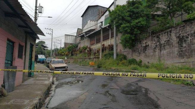 Encuentran feto humano en colonia La Chacra, San Salvador