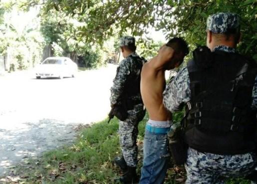 Capturan a pandillero que participo en secuestro y asesinato de una mujer en Zacatecoluca