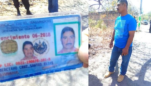 PNC detiene en San Vicente a sujeto que manejaba usando una licencia falsa