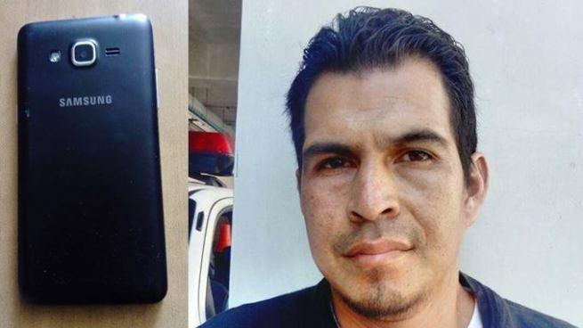 Capturan a sujeto que robó un celular a una estudiante universitaria en San Salvador