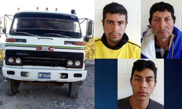 Policía sorprende a tres contrabandistas en Perquín, Morazán
