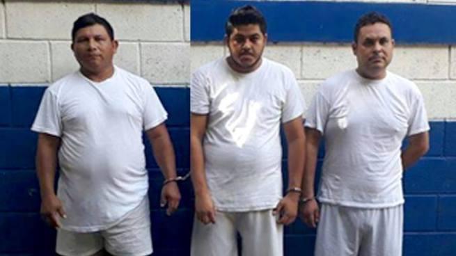 PNC de Sonsonate detiene a tres hombre acusados por el delito de estafa