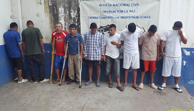 Detienen en La Paz a sujetos acusados por los delitos de agresión sexual y homicidio