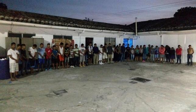 Ordenan la captura de más de 50 pandilleros que operan en los departamentos de San Vicente y La Libertad