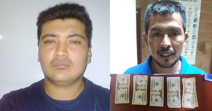 Capturan en San Salvador a sujeto que guardaba dinero producto de extorsiones