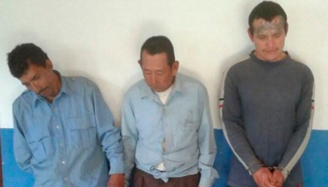Capturan a sujetos acusados de provocar un voraz incendio en Panchimalco