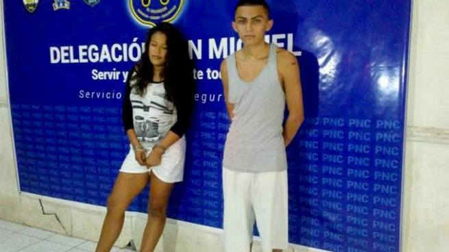 PNC captura dos traficantes de droga en San Miguel