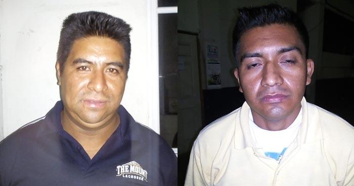 Policía captura en San Salvador a sujetos que portaban armas de fuego de forma ilegal