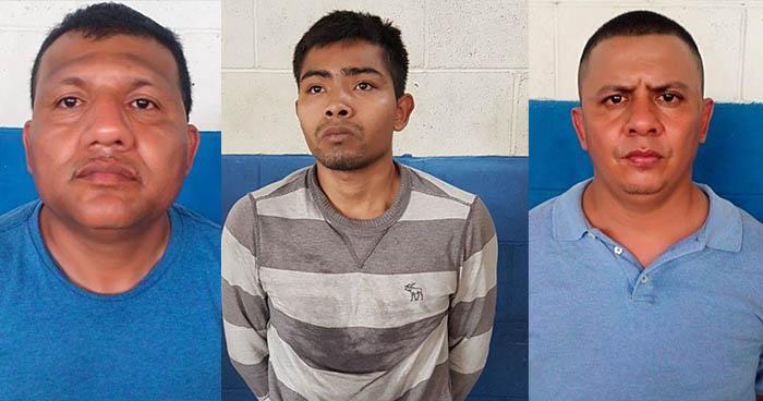 PNC captura a asaltantes y a distribuidor de drogas en San Salvador