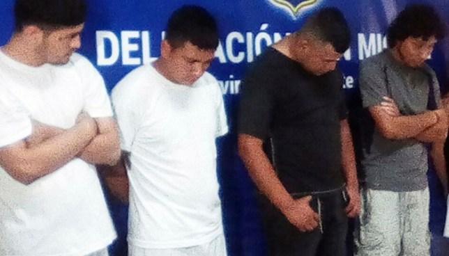 Arrestan a sujetos que atemorizaban a pobladores de San Sebastián Salitrillo