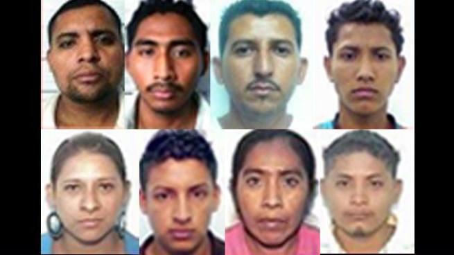 Condenan a más de 100 años de cárcel a pandilleros que extorsionaban a alcaldes