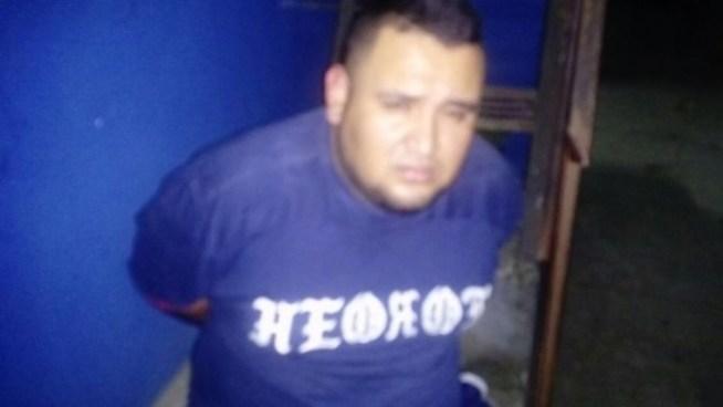 "Capturan a ""Zambumba"" palabrero de pandilla que tenía tres órdenes judiciales"