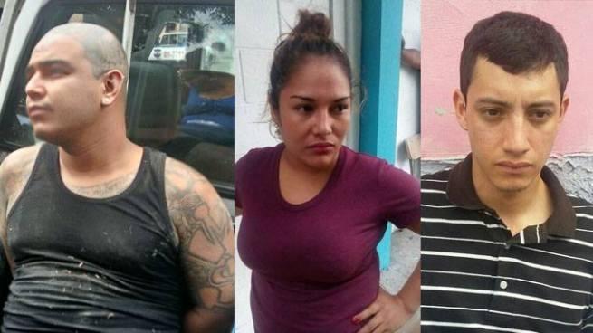 Policía en San Salvador captura a varios sujetos, entre ellos a dos peligrosos homicidas