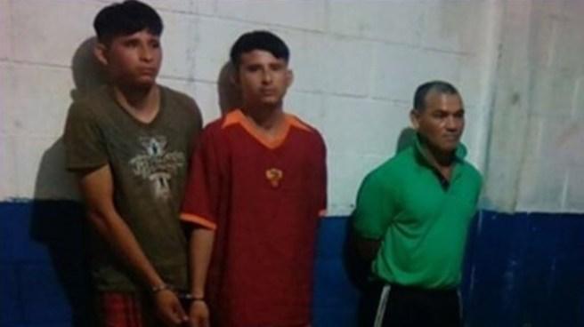 Capturan a hermanos gemelos y a un ex agente policial en La Unión