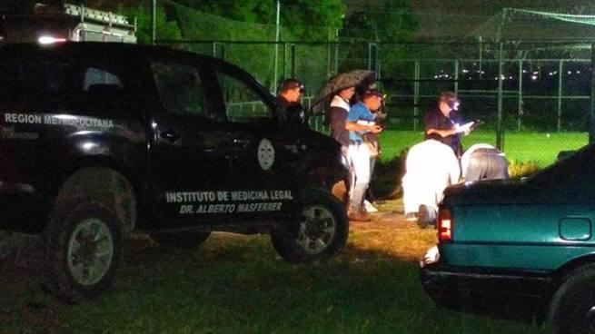 Delincuente asesinado por miembros de su misma pandilla en Tonacatepeque