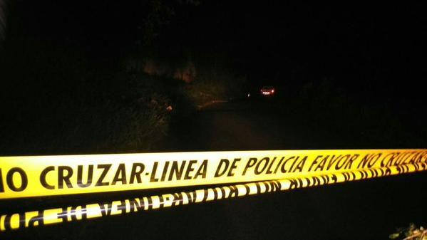 Tres pandilleros muertos tras enfrentamiento con agentes de la PNC en La Unión