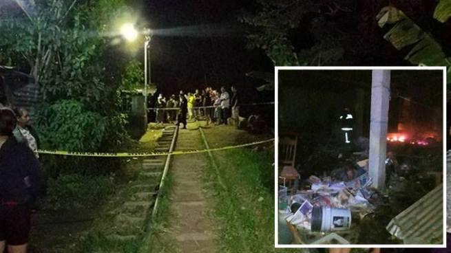 Un muerto y cuatro lesionados tras explosión en cohetería clandestina en Ciudad Delgado