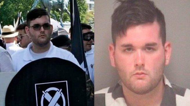 Identifican al responsable que embistió a multitud en Virginia