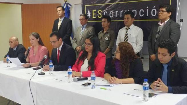 Consorcio por la Transparencia cuestiona proceso de elección de magistrados de CCR