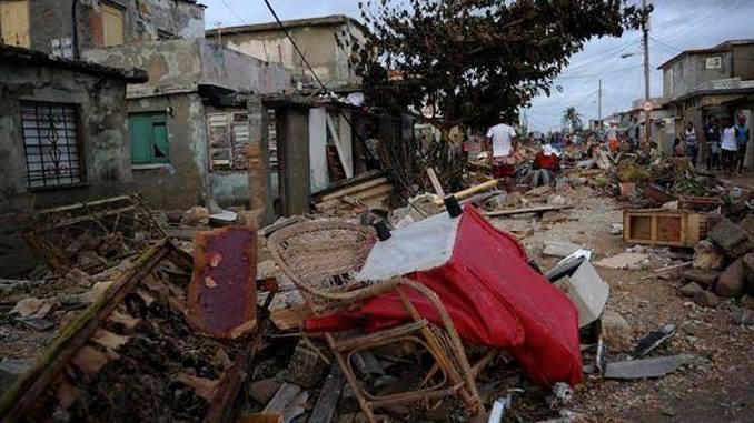 Defensa Civil confirma varios muertos en Cuba por el huracán Irma