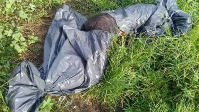Encuentra el cadáver embolsado de un joven salvadoreño en México