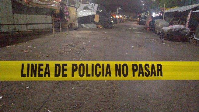 Asesinan a dos comerciantes en el mercado central de San Salvador