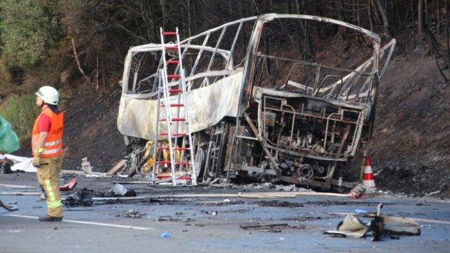 Al menos 18 muertos y 30 heridos tras accidente de un autobús en Alemania