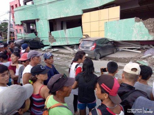 Terremoto de 6.5 grados sacude el centro de Filipinas
