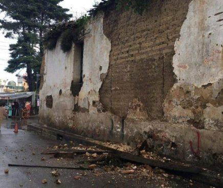 Leves daños sufre Guatemala tras fuerte sismo de 6.7