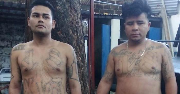 Arrestan a pandilleros que extorsionaban en mercados y centro comercial de Zacatecoluca