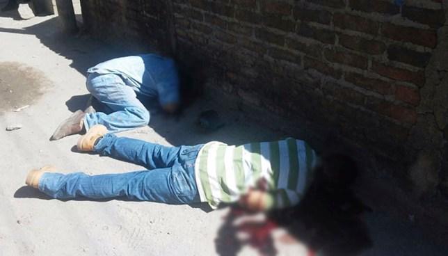 Asesinan a balazos a empleados de una ferretería en la zona del Ex Ira, San Martín