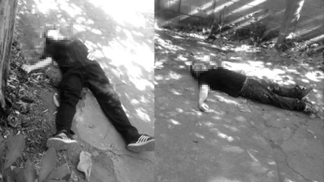 Asesinan a balazos a dos jóvenes en la colonia Guadalupe de Soyapango