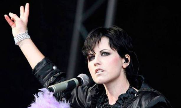 Muere Dolores O'Riordan, vocalista de la banda de rock The Cranberries