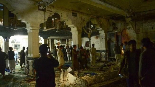 Al menos 59 muertos en dos ataques contra mezquitas en Afganistán