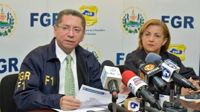 Fiscal general afirma que ataques a policías se debe a temas electorales