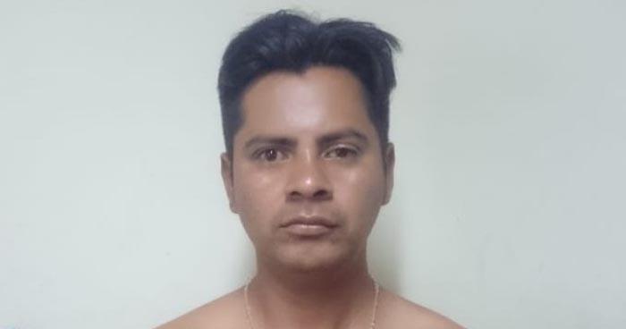 Policía de Ciudad Delgado arresta a peligroso gatillero de pandillas