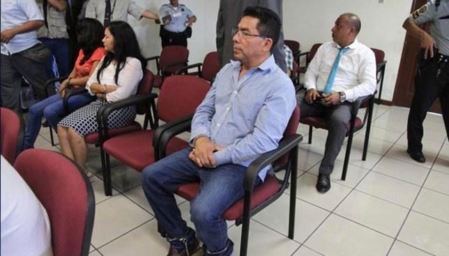 Condenan a 12 años de prisión al exalcalde de Apopa Elías Hernández por agrupaciones ilícitas
